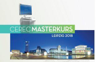 CEREC Masterkurs in Leipzig mit Vorstellung der neuen CEREC SW 4.6