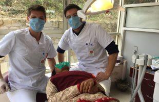 Behandlungseinheiten für Nepal