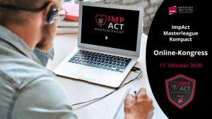 Die zweite ImpAct Masterleague findet als Online-Kongress statt