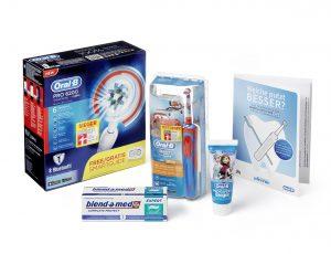 Mehr als 400 Tester bescheinigen beste Ergebnisse für elektrisches Zähneputzen mit Oral-B