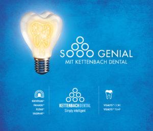 Kettenbach Dental mit neuem, integrierten Auftritt