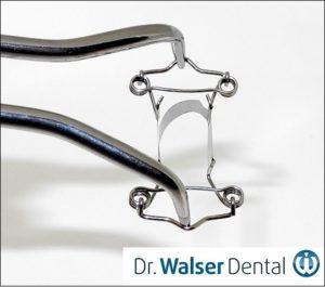 Neue Zahn Matrize Dr. Walser Dental
