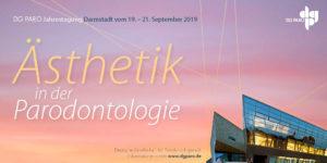 DG PARO Jahrestagung in Darmstadt 19.-21.09.2019