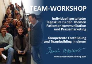 Erfolg kann im Team trainiert werden