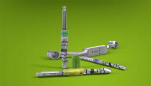 Einfach cool und stets eine Hand frei mit der speziellen Technologie des VeloDrill™ Systems