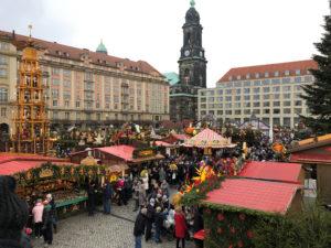 Weihnachten 2018 Dresden