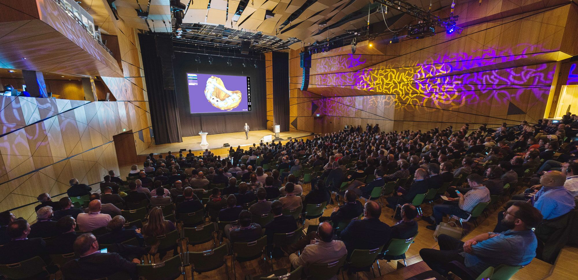 Am 12. und 13. März 2020 veranstaltet exocad zum zweiten Mal das globale Event exocad Insights für Anwender digitaler dentaler Technologien in Laboren und Praxen. Erwartet werden in Darmstadt bis zu 850 Teilnehmer.