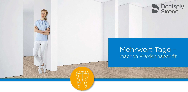 Die Mehrwert-Tage bei Dentsply Sirona in Bensheim machen Praxisinhaber fit für den Alltag.