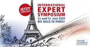 IES 2020: Dentalexperten treffen sich in Paris