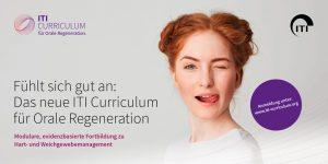 Das ITI Curriculum für Orale Regeneration ist ausgebucht