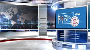 Die 28. Auflage des CEREC Masterkurses wird online stattfinden. Vorträge, Podiumsdiskussionen und Live-Behandlungen werden direkt aus der DDA gestreamt.