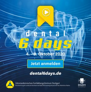 Dental 6 Days Social Media