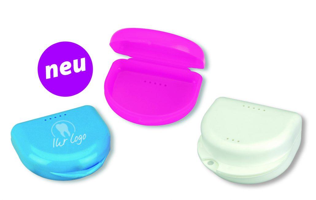 Stabile Transport- und Aufbewahrungsbox mit individuellem Logodruck.