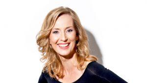 TV-Moderatorin, Wissenschaftsjournalistin und Physikerin Kristina zur Mühlen