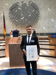 Gerd Adler Vorstand der Health AG