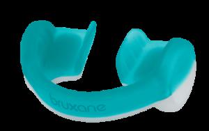 bruXane 2go ist eine Aufbissschiene in Einheitsgröße mit einem Vibrationsmodul.