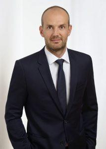 Lars Drekopf, Leitung Marketing und Vertrieb bei mectron Deutschland