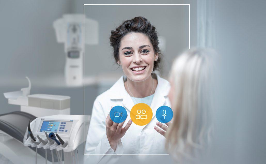 """Unter dem Motto """"Alles gleich, nur eben anders"""" stellt Dentsply Sirona aktuelle Innovationen und attraktive Angebote vor."""