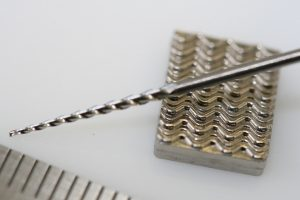 Miniaturkomponenten für die Medizintechnik