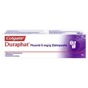 Duraphat® Fluorid 5mg/g Zahnpaste