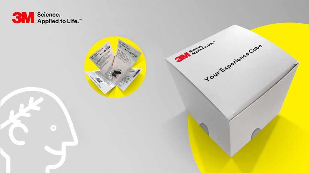 NL Advertorial Experience Cube