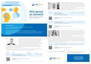 PVS dental on demand