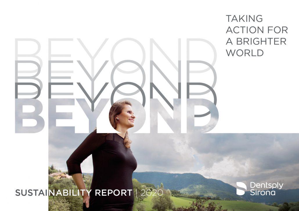 Erster Nachhaltigkeitsbericht von Dentsply Sirona, veröffentlicht am 23. September 2021